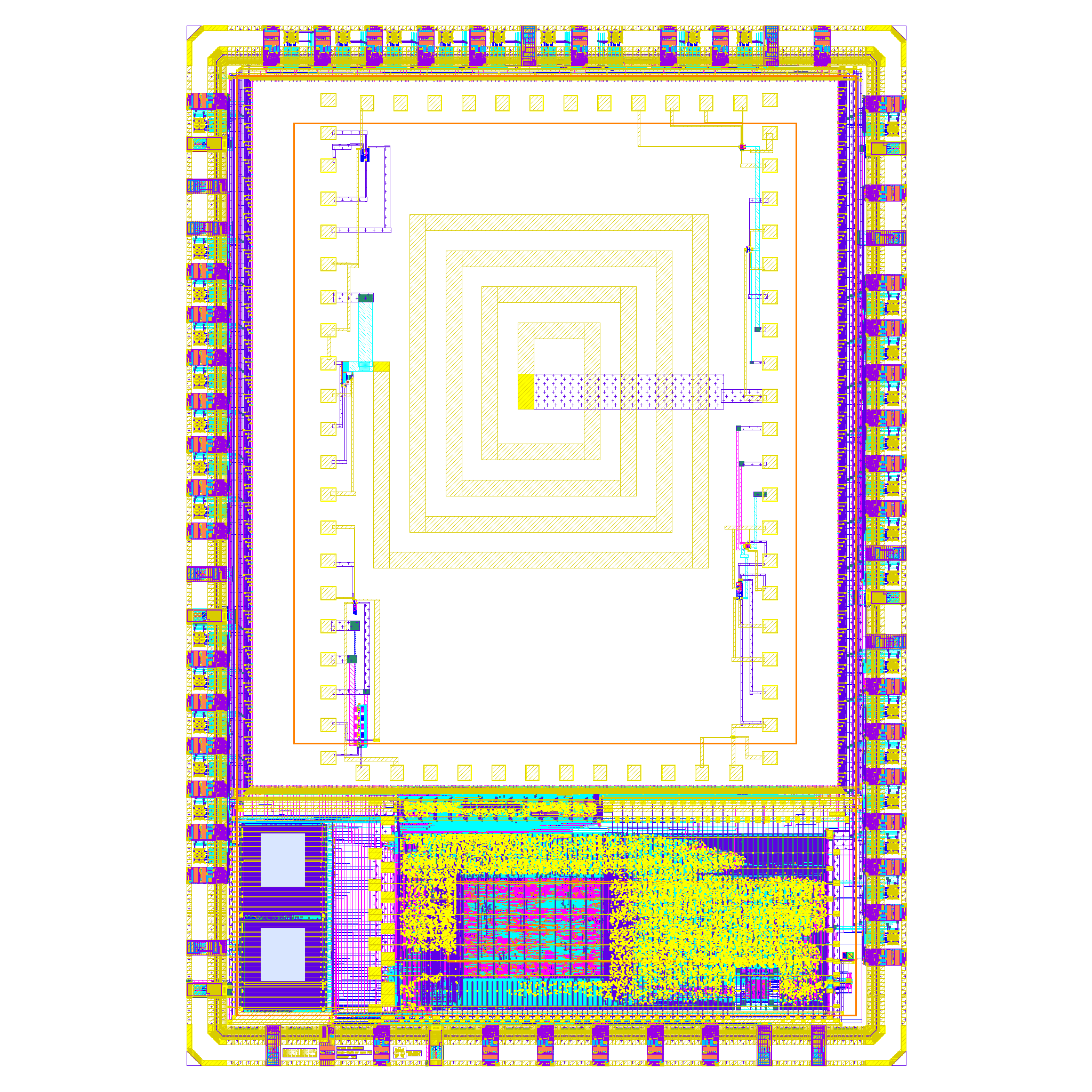 project layout image
